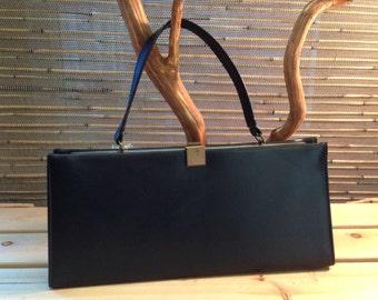 Vintage Black Garay Handbag