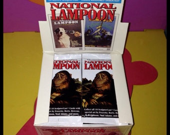 National Lampoon's Trading Cards