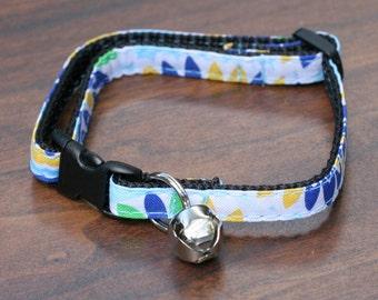 Cat Collar - Hawaii Blue