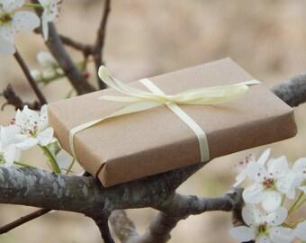 Soap Favor, Wedding Soap Favor - 15 Custom Soap Favors - Mini Soap Bars, Natural Soap Favor