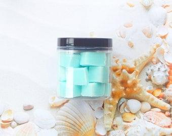 Sugar Scrub Cubes - Seaside Cotton - 8 oz. Jar