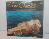 Cheesecake Nude Mermaid Girl Cool & Strange Music LP Sea Chanties
