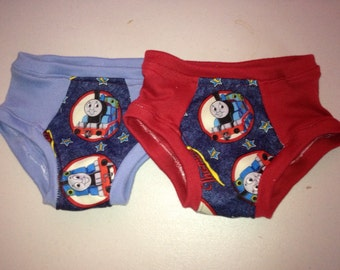 Thomas the Tank Engine Training Underwear - Set of Two
