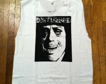 Vintage rare 1980's Disturbed t-shirt, Minneapolis thrash metal, large