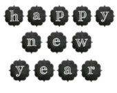 NEW INSTANT DOWNLOAD The Chalkboard Collection Printable Happy New Year Banner