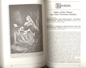 Victorians Institute Journal 1987 Studies of Lewis Carroll, Tennyson, George Eliot, Thackeray, Pater, Perseus Legend, & more, Vintage Book