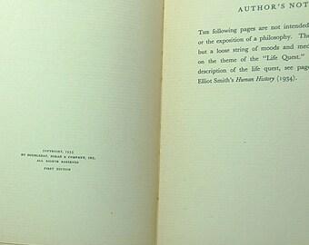 "Vintage Book ""Life Quest""  First Edition 1935 By Richard Aldington"