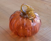 Glass Pumpkin by Jonathan Winfisky - Aurora - GrowGallery