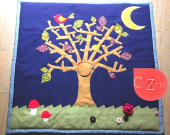 Comfy Baby playmat, Big tree
