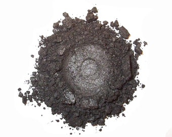 Mineral Eye Shadow SOFT BLACK - 3 Grams or 5 Grams