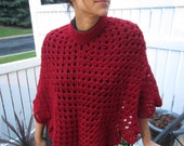 Cause I like Red Poncho -  Red