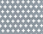 Grey Remix Crosses from Robert Kaufman