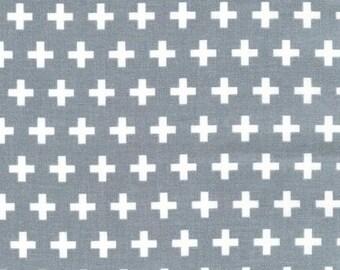 Grey Remix Crosses from Robert Kaufman