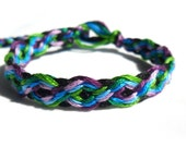 Chinese Braid Friendship Bracelet - Woven