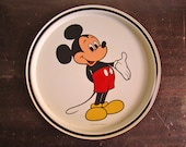 vintage Mickey Mouse serving tray