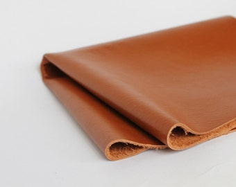 Brown Rust  Genuine Leather