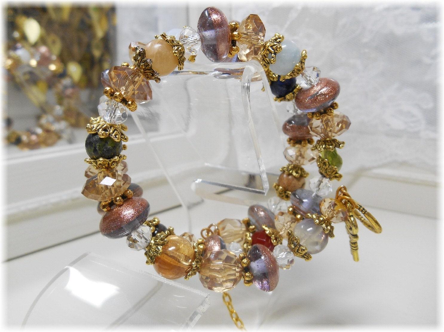 Stylish Gemstones Of The Bible Bracelet