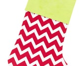 Custom Listing for Kaykling - Christmas Stockings - Chevron