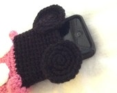 SALE Minnie Mouse Cell Phone Cozy