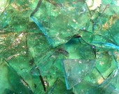 Sea Glass, Marshmallow, Rock Sugar, Hard Candy, All Colors, Sweet, Fruity, Wedding Favors, Cake Decor 1/2 lb.
