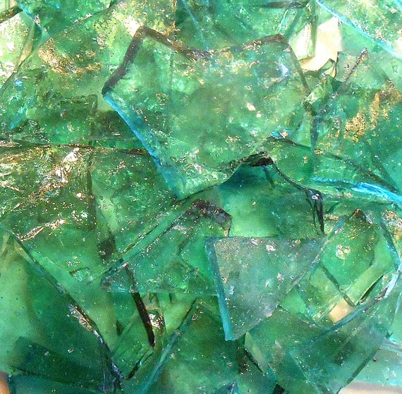 Sea Glass, Marshmallow, Rock Sugar, Hard Candy, Sweet, Fruity, Wedding Favors, Cake Decor 1/2 lb.