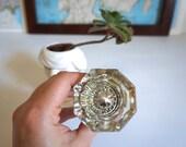 Vintage Glass Doorknob - Floyd Jones Vintage