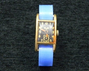 Vintage Child Toy Watch moveable hands