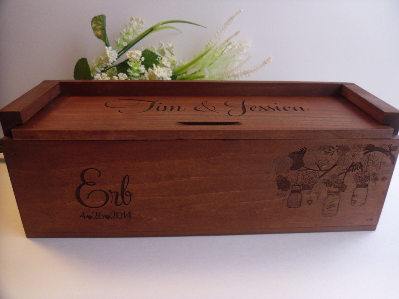 Wedding Gift Box Wine : Wine Box Wedding Wine Box Wine for a Wedding Wedding Gift