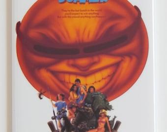 One Crazy Summer Movie Poster Fridge Magnet