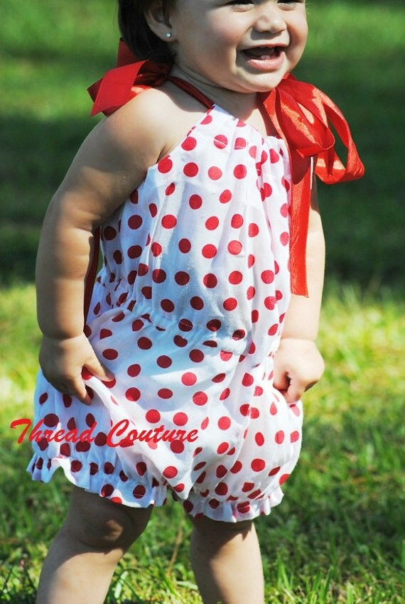Sewing Pattern Romper Pillowcase Bubble Romper By