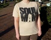 Vintage 1986 Soul Man shirt THIN 80s movie t-shirt RARE FIND