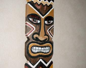 TIKi Mask wooden wall decor