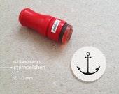 Ministempel Anker // Stempel