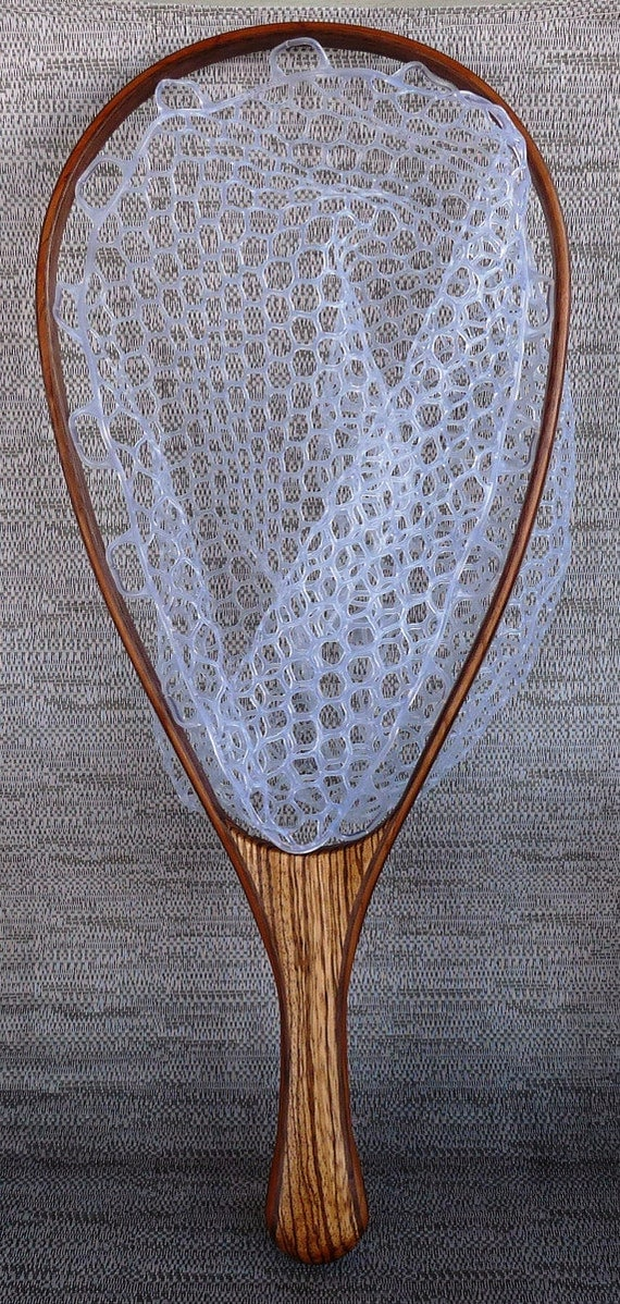 Custom Landing Net built with the wood of your choice