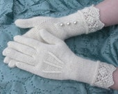 Mary's Gloves (PDF knitting pattern)