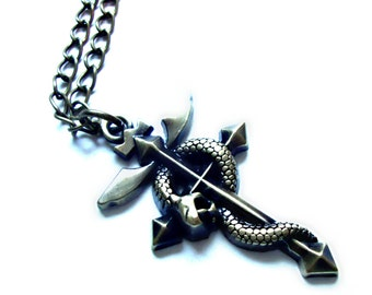Fullmetal Alchemist Flamel Necklace