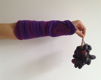 ARM WARMERS, ASSORTEd colours, wrist warmers, fingerless gloves, cyclist gloves, sleeves, HIPPy GLOVEs, FCWWDs