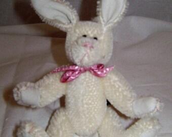 Boyd's Earhart Harington Mohair Bunny Rabbit
