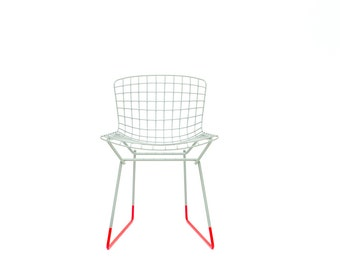 "BERTOIA - 24"" Child Size - Restored Vintage KNOLL Side Chair by Cast + Crew"