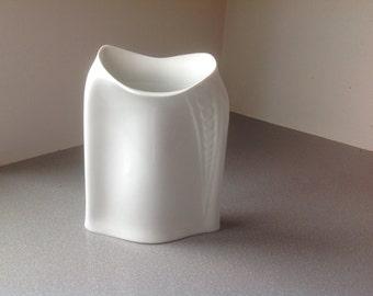 Vintage West Germany porcelain vase Gerold-tettaw Bavaria H 20cm