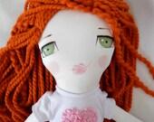 Brit, A Sooziedoozie Doll