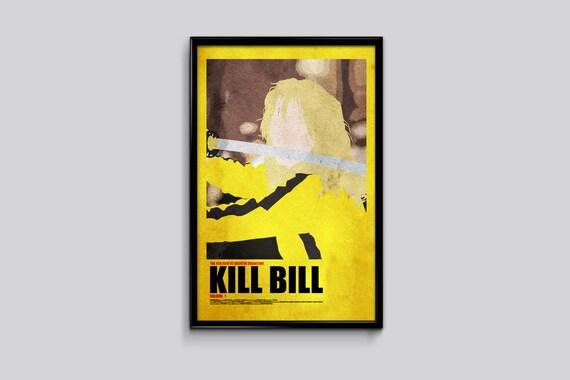 Kill Bill Volume 1 11 x 17 Movie Poster
