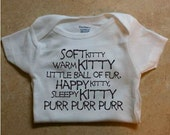 Soft Kitty Onesie