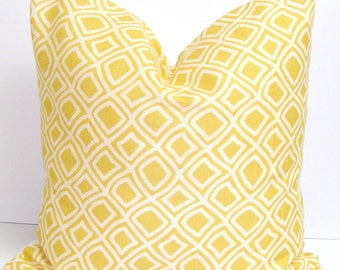 YELLOW Pillow Cover Sale.18x18, 16x16 or 12x16 inch Throw Pillows. Pillow. Yellow Pillows. Popular Pillow. Pillows. Cushions.Yellow Pillow