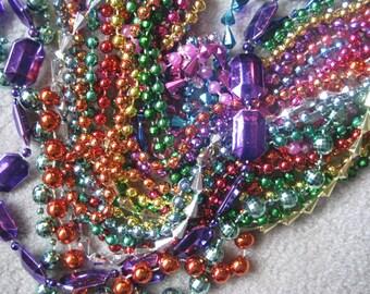 Adult mardi gras bead