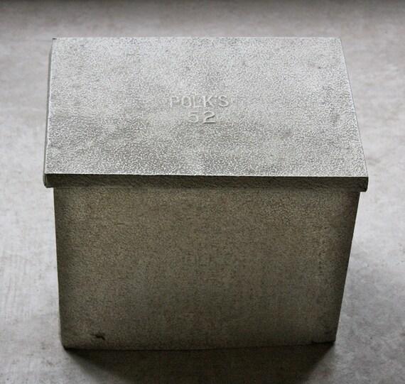 antique home milk delivery box polk 39 s indiana. Black Bedroom Furniture Sets. Home Design Ideas