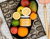 HAVEN Scrub Powder & Produce Wash - Organic Lemon - 16 OZ