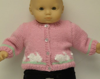 Bitty Baby Easter Sweater