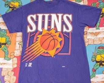 PHOENIX SUNS Basketball T-Shirt Size M