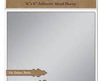 Foil Sheets, Silver, From Vintaj-Ranger, Adhesive